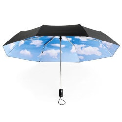 Christmas Gifts for Wife:Sky Umbrella