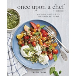 Retirement Gifts:Once Upon A Chef, The Cookbook