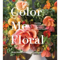 Gifts for Mom:Color Me Floral