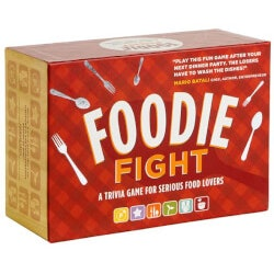 Gifts for Brother:Foodie Fight