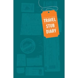 Travel Gifts:Travel Stub Diary