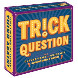 Gifts for MomUnder $25:Trick Question