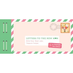Mothers Day Gifts:Letters To The New Mom