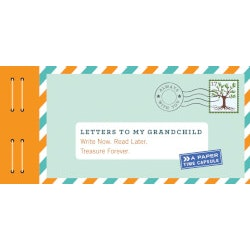 Gifts for Grandson:Letters To My Grandchild