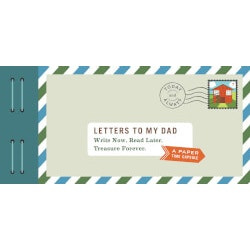Gifts for Dad:Letters To My Dad