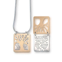 Jewelry Gifts:A Friend Is Necklace