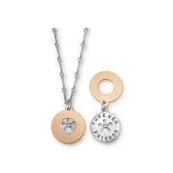 Gifts for Friends:Forever Friends Necklace