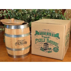 Retirement Gifts:The Amazing Pickle Barrel