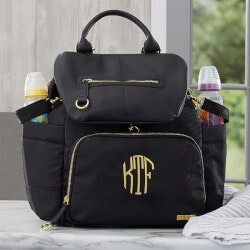 Travel Gifts:Personalized Diaper Bag Backpack - Skip Hop..