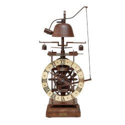 Gothic Mechanical Clock