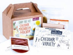 Urban Cheesecraft: Dairy-Free DIY Cheese Kit..