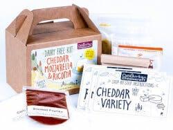 Urban Cheesecraft: Dairy-Free DIY Cheese Kit..
