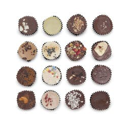 Gourmet Peanut And Nut Butter Cups