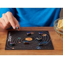 Unusual Retirement Gifts for Dad:The Game Of SPACE: Magnet Strategy Game