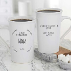 Personalized Gifts for Mom:My Greatest Blessings Call Me Personalized..