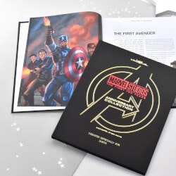 Personalized Gifts for Brother:Personalized Marvel 10 Year Collection