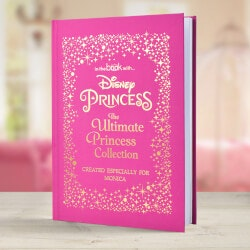 Birthday Gifts for 4 Year Old:The Personalized Disney Princess Ultimate..