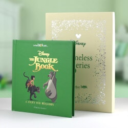 Unique Christmas Gifts for Kids:Personalized Disney Jungle Book