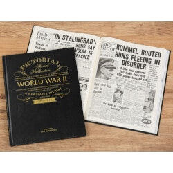 Gifts for Grandfather:75th Anniversary World War 2 Pictorial..
