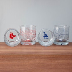Fathers Day Gift Ideas:Ballpark Park Glasses