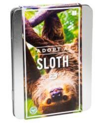 Sloth Adoption Kit