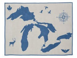 ChappyWrap: Specialty Blankets - Great Lakes