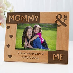 Gifts for Mom:Personalized Picture Frames