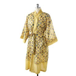 Santa Fe Cotton Voile Robe