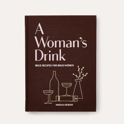 A Womans Drink Recipe Book