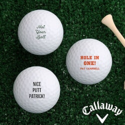 Gifts for Father In LawUnder $100:Sports Expressions Personalized Callaway..