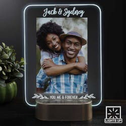 LED Picture Frames Personalized Light Up..