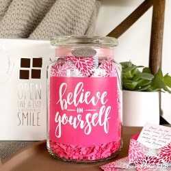 Gifts for Teenage Girls:Daily Thoughtful Notes