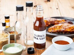 Grow And Make: Make-Your-Own BBQ Sauce Kit