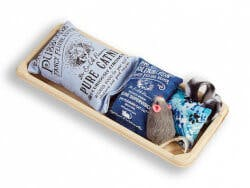 Dr. Pussums Cat Company: Pure Catnip Toy Set..