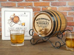 Personalized Whiskey Making Kit