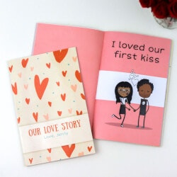 Best Gifts of 2019:LoveBook Why I Love You Personalized Gift..