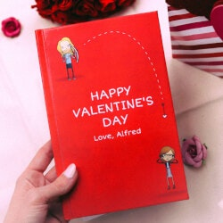 Best Gifts of 2019:LoveBook Why I Love You Personalized..