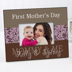 Personalized Picture Frames For Mom - Mommy..