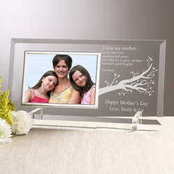 Christmas Gifts for Mom:Personalized Picture Frames