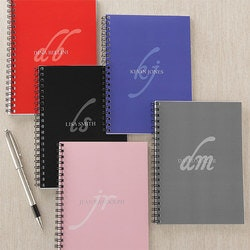 Gifts for 19 Year Old Daughter Under $25:Personalized Notebook Sets