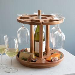 Wine & Cheese Carousel