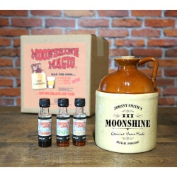 Fathers Day Gift Ideas:Personalized Moonshine Kit