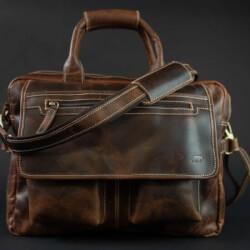 Premium Leather Daily Bag