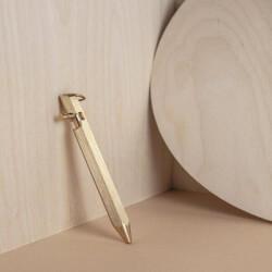 Brass Bolt Action Pen