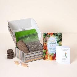 Vegetable Grow Kit & Cookbook