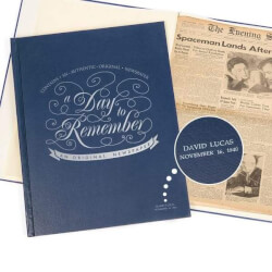 Date To Remember Book