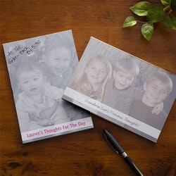 Personalized Photo Notepads - You Picture It