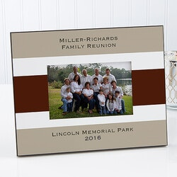 Personalized Gifts for Son:Personalized You Name It Frames