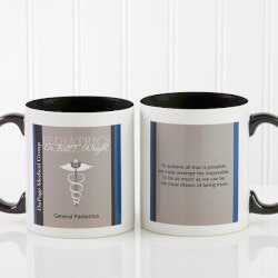 Gifts for Doctors:Doctors Personalized Coffee Mugs - Medical..