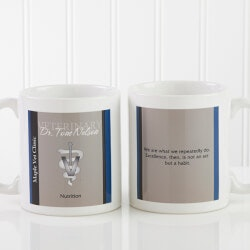 Personalized Gifts (Under $10):Personalized Doctors Coffee Mugs - Medical..